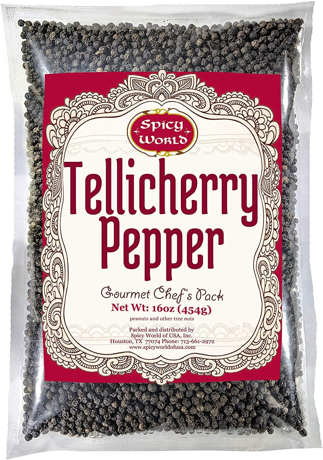 Tellicherry pepper McCormick spices quick pickled onions