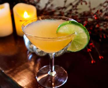 The Soul Train, A Tequila And Cardamom Cocktail
