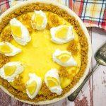 A lemon Pie