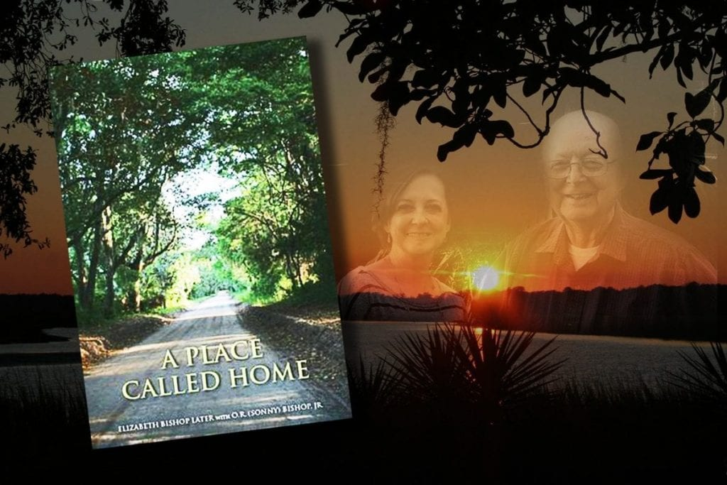 book A Place Called Home about Beaufort SC and surrounding Sea Islands