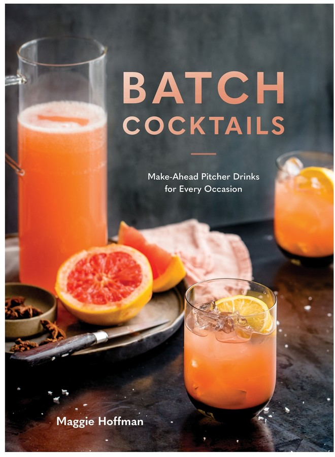 book of cocktails and their recipes