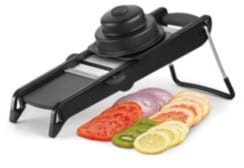 kitchen mandoline for slicing vegetables