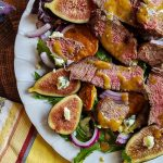 delicious steak salad