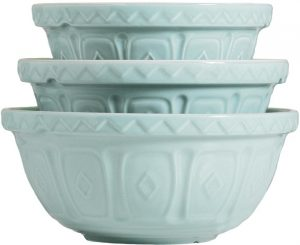 set of 3 mixing bowls