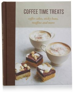 cookbook of treats that go well with coffee