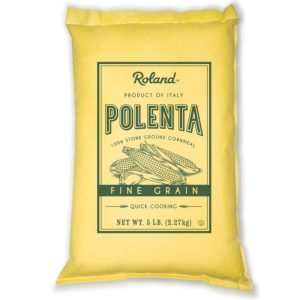 bag of yellow corn polenta 5 pound