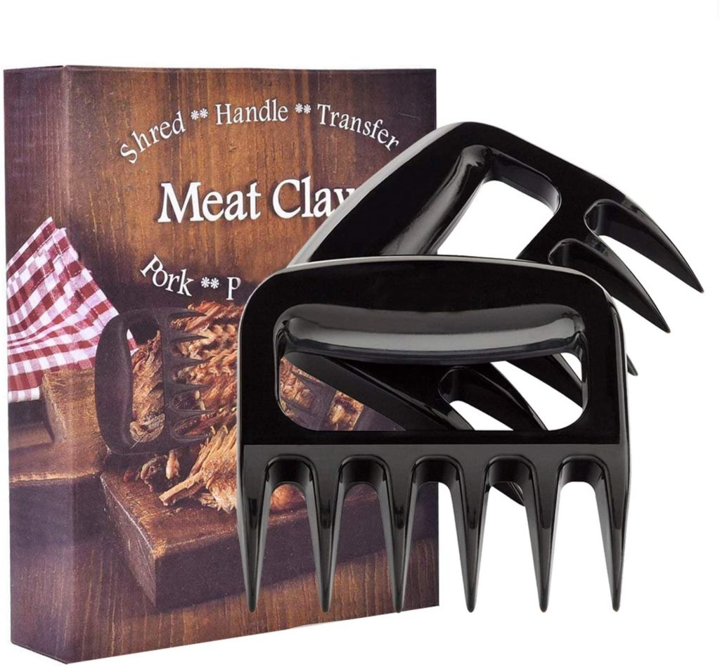 2 meat claws