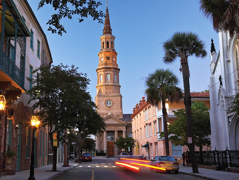 Church Street, Charleston, South Carolina