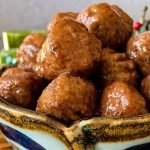 featured image for Classic Muscadine Cocktail Meatballs