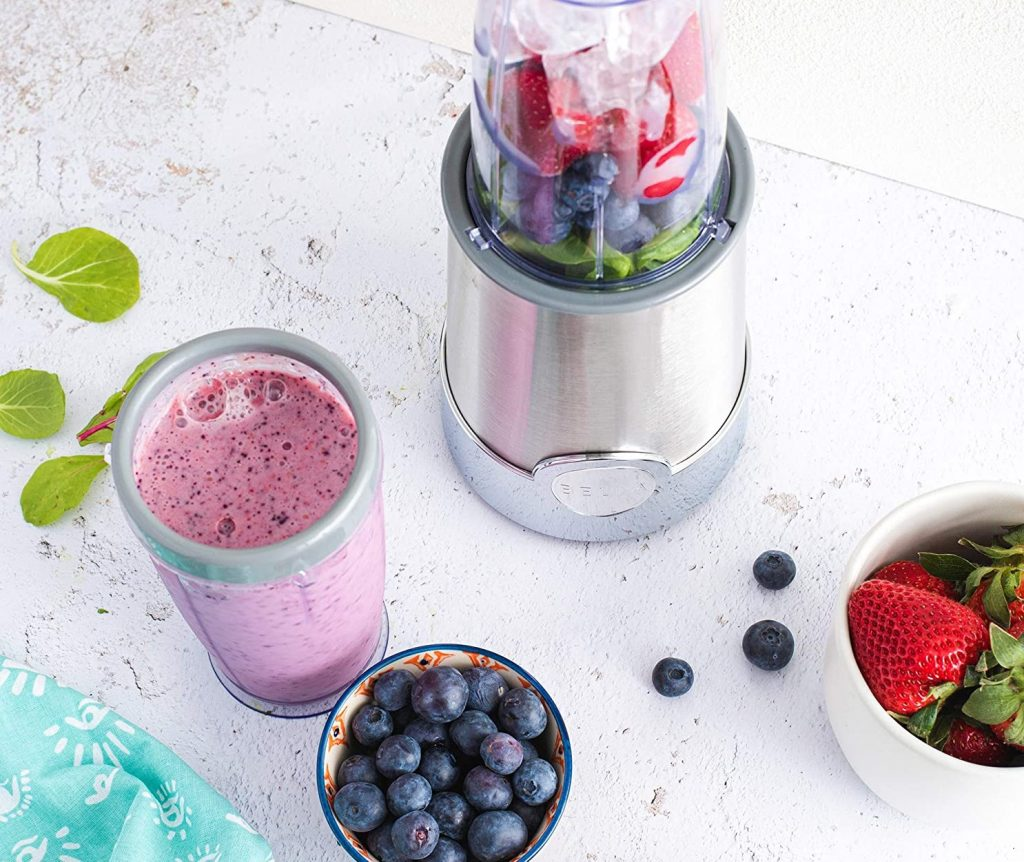bullet style blender for smoothies and salad dressings
