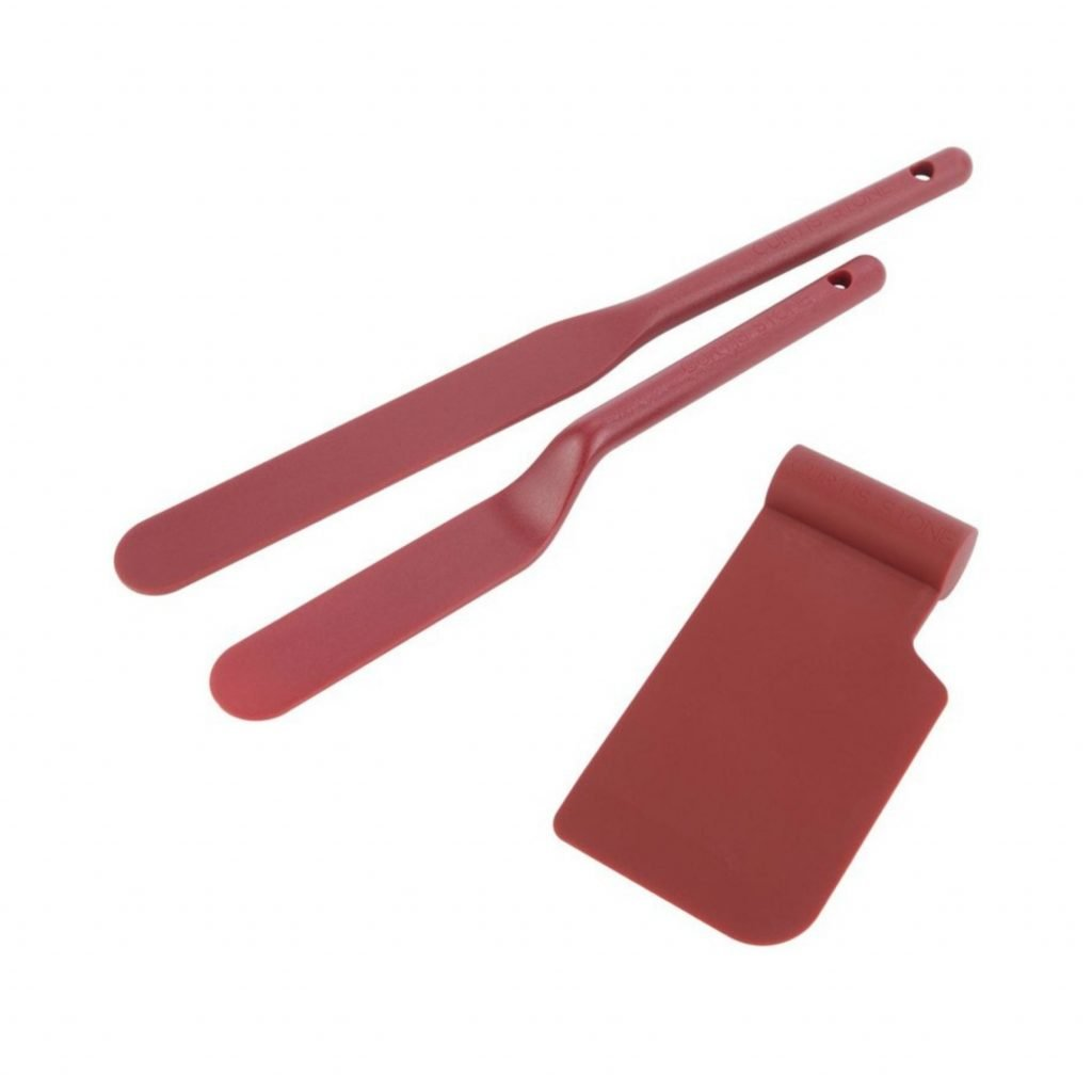 set of cake decorating tools