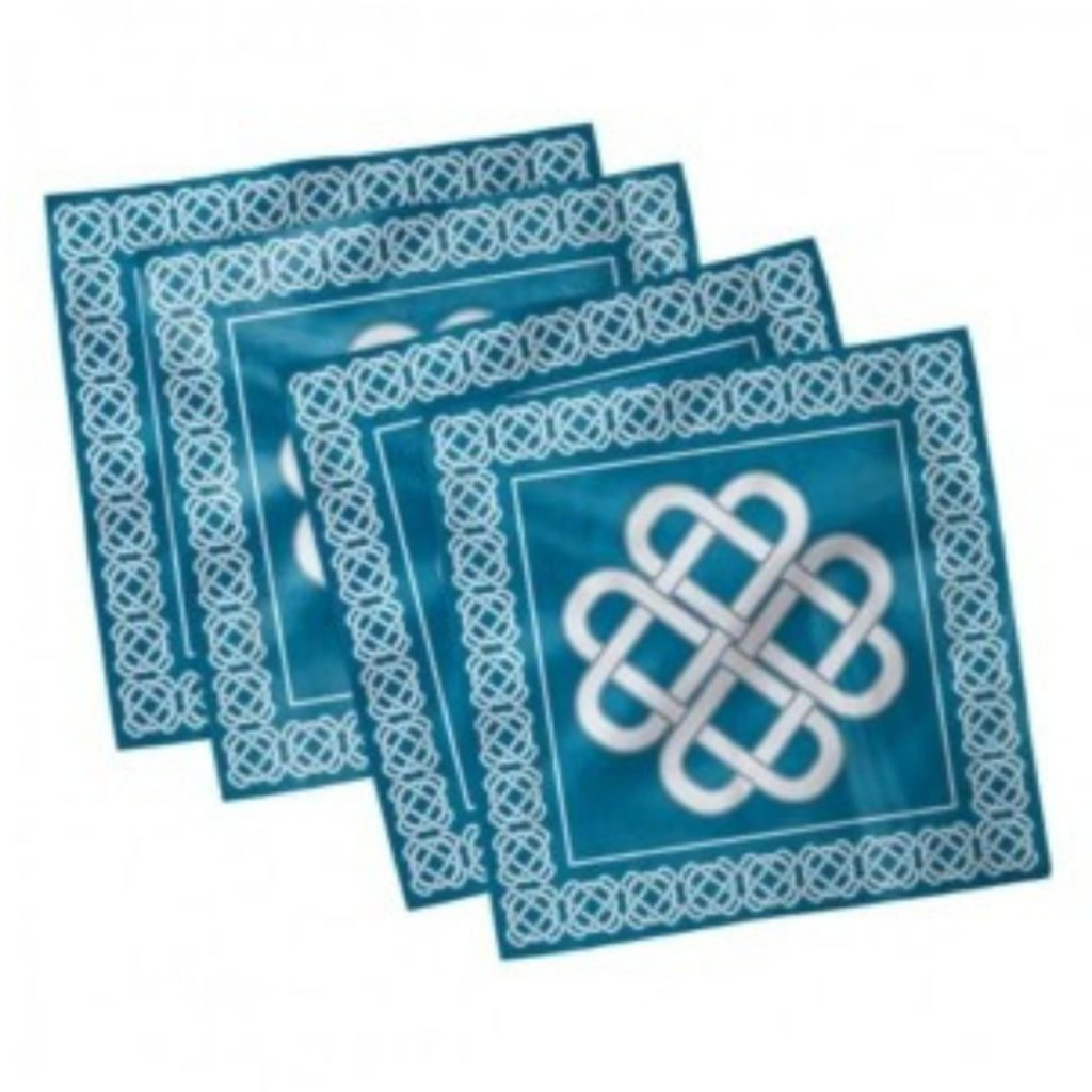 Celtic napkins