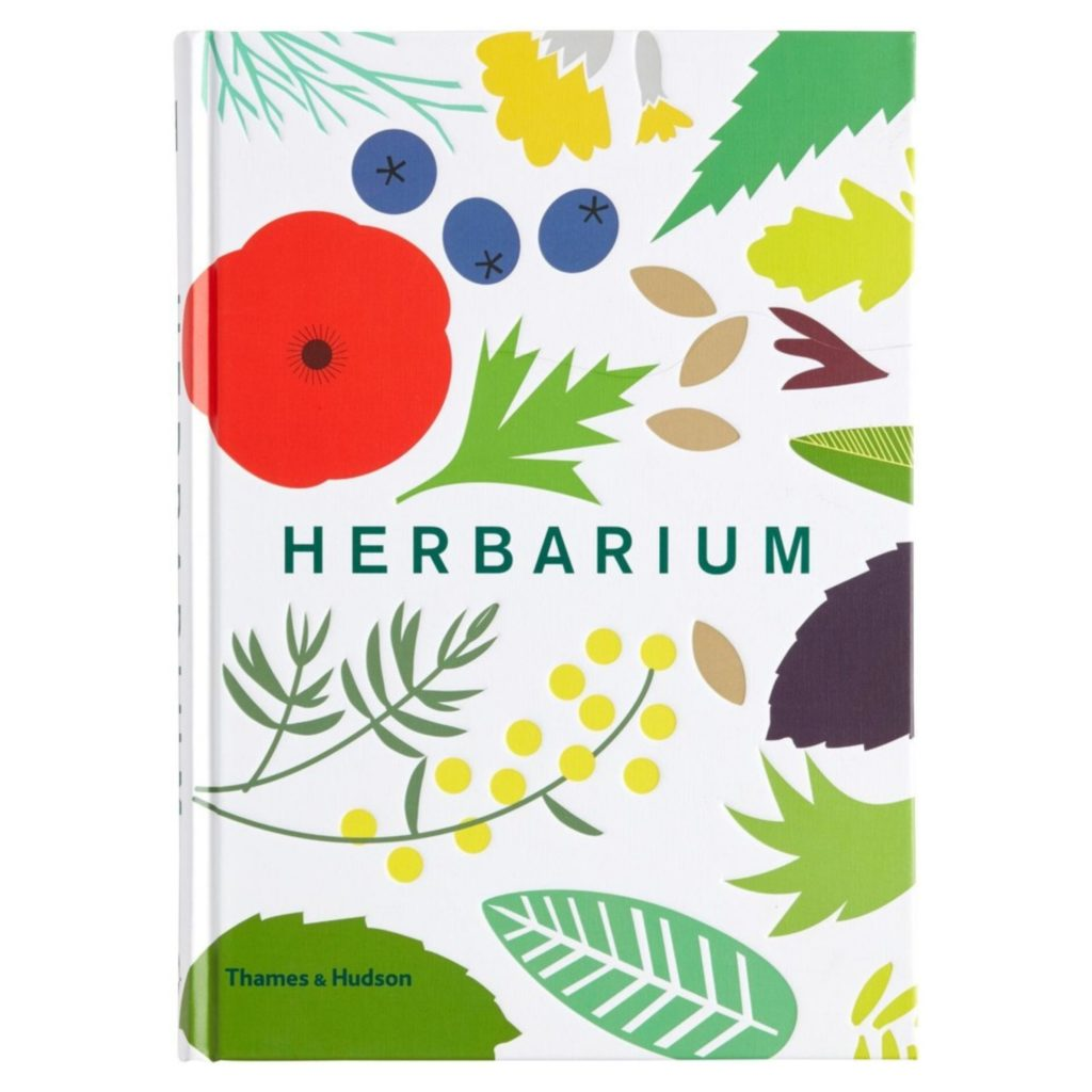 book about herbs
