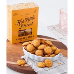 box of cheese crackers