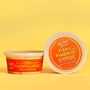 hot and spicy pimento cheese