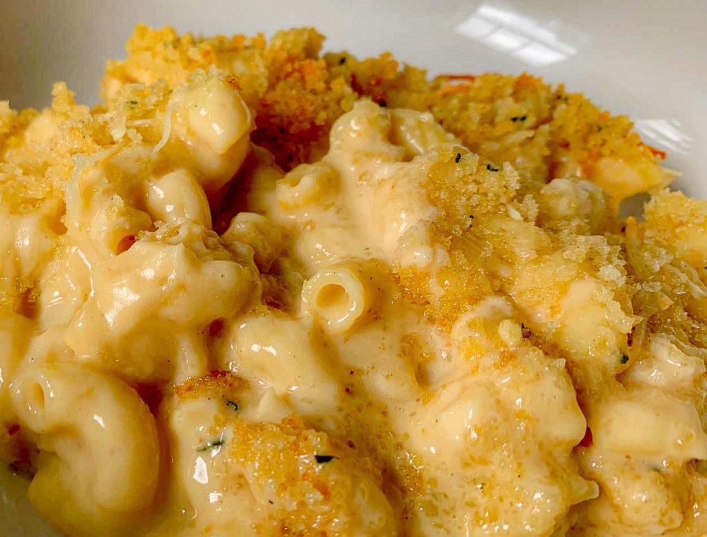 Homemade Creamy Mac And Cheese