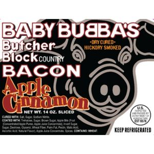 package of bacon
